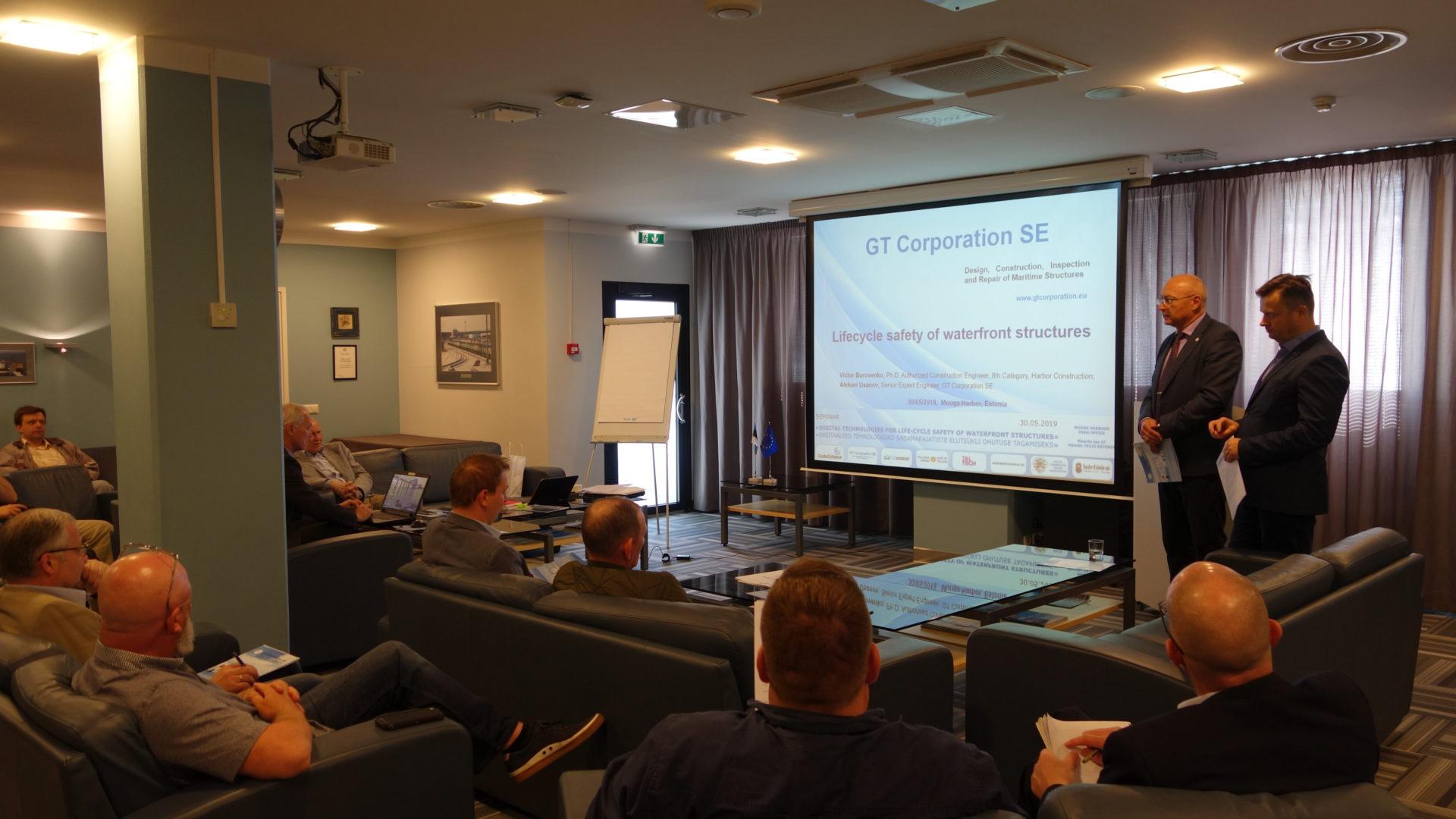 Keynote from Viktor Burovenko, CEO GT Corporation SE